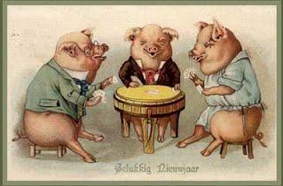 Estimación ágil: Los cerdos estiman